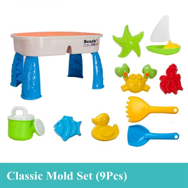 Sand Water Table Play Set 4