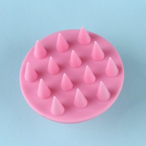 Scalp Scrubber Silicone Hair Cleaner