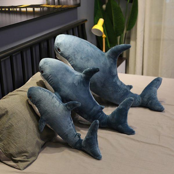 Shark Stuffed Animal Soft Plush Toy 2