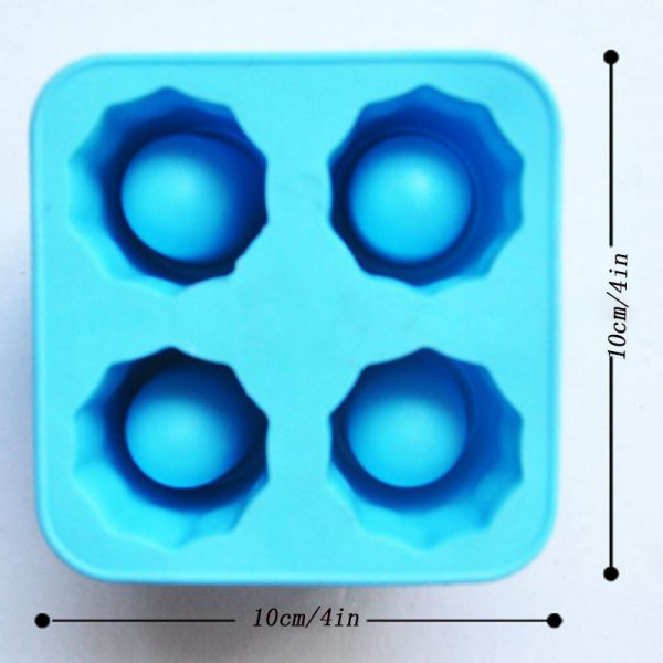 Shot Glass Mold Silicone Ice Mold 3