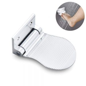 Shower Footrest Wall-Mounted Footrest