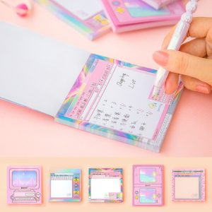 Simple Sticky Note Cute Stationery