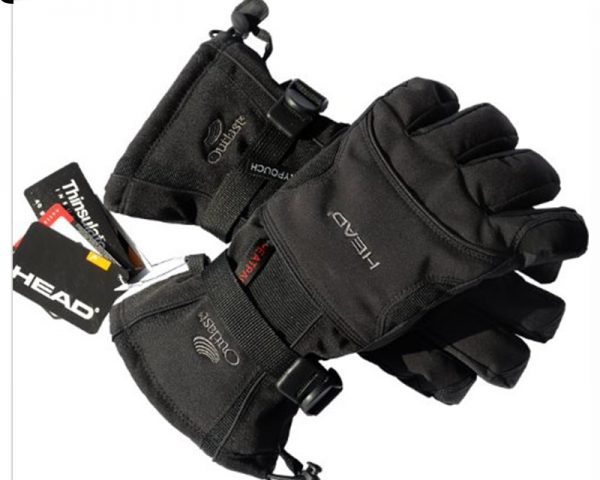 Ski Gloves Durable Hand Protection 1