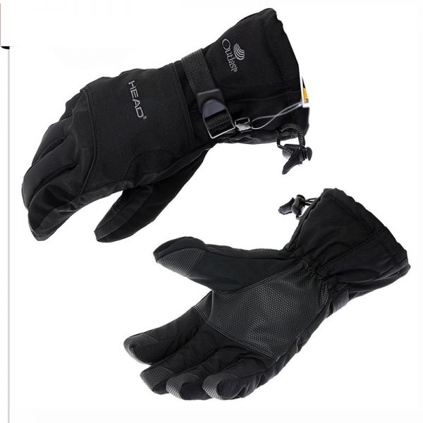 Ski Gloves Durable Hand Protection 2