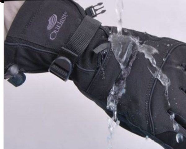 Ski Gloves Durable Hand Protection 3