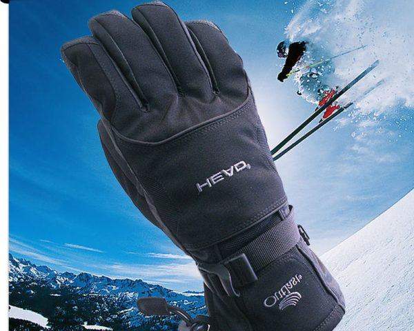 Ski Gloves Durable Hand Protection