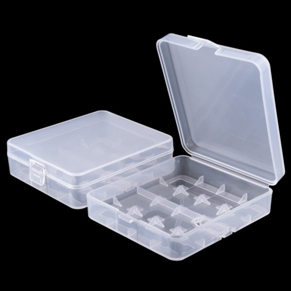 Small Storage Containers Battery Holder 1