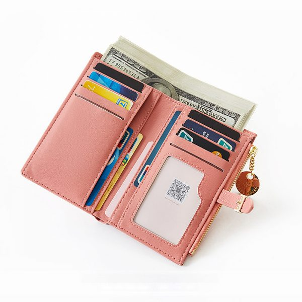 Small Wallet For Women Card Holder 1