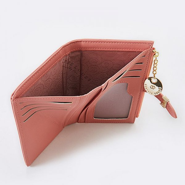 Small Wallet For Women Card Holder 2