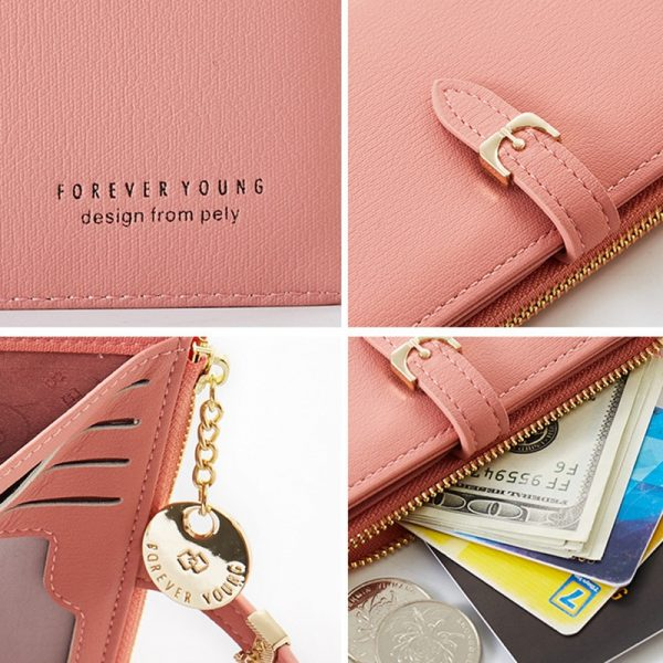 Small Wallet For Women Card Holder 4