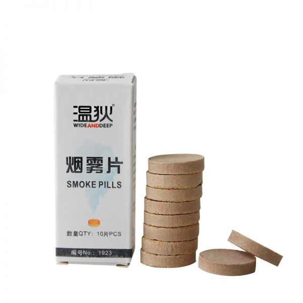 Smoke Bomb Special Effects 10 pcs 2