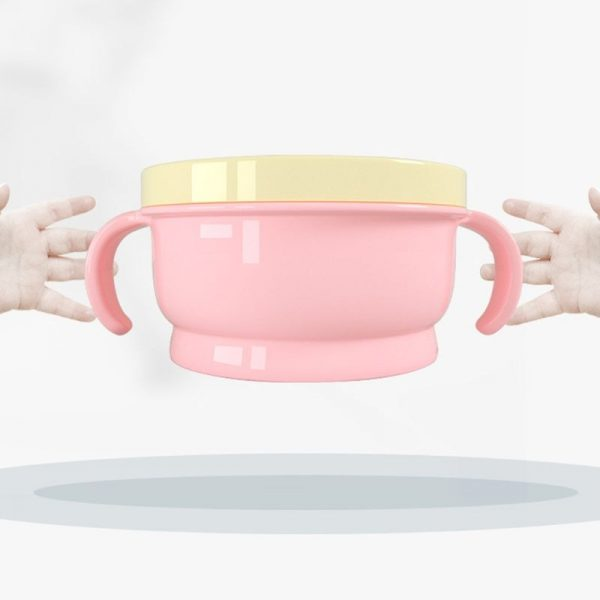 Snack Cup for Toddlers Spill Proof Container 2