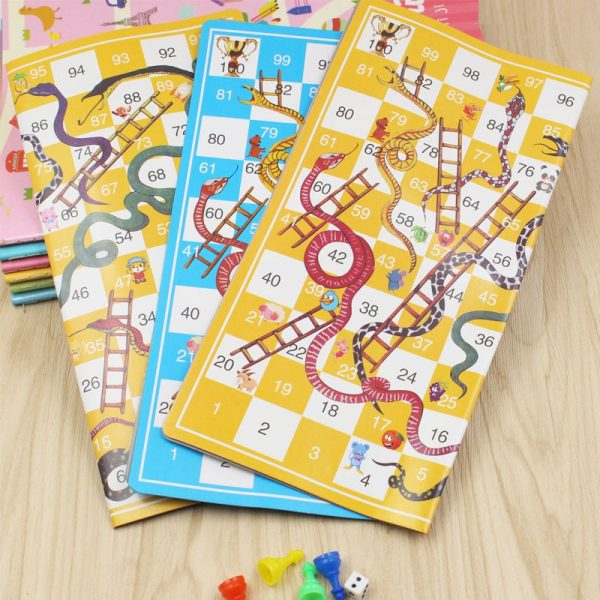 Snakes and Ladders Board Game 2
