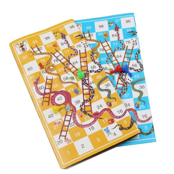 Snakes and Ladders Board Game 3