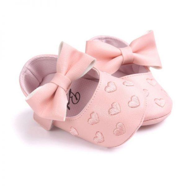Soft Baby Shoes Leather Footwear 1