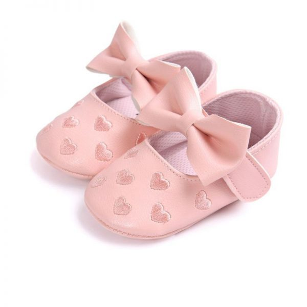 Soft Baby Shoes Leather Footwear