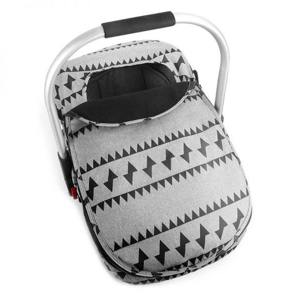 Soft Infant Car Seat Cover 3