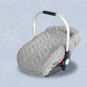 Soft Infant Car Seat Cover