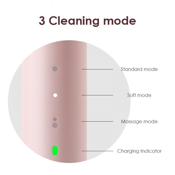 Sonic Electric Toothbrush Automatic Cleaner 1