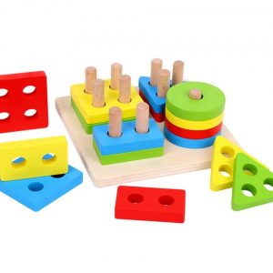 Stacking Shape Toys for Kids
