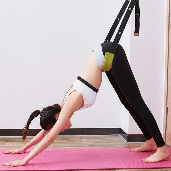 Stretching Strap Flexibility Exercise Tool 1