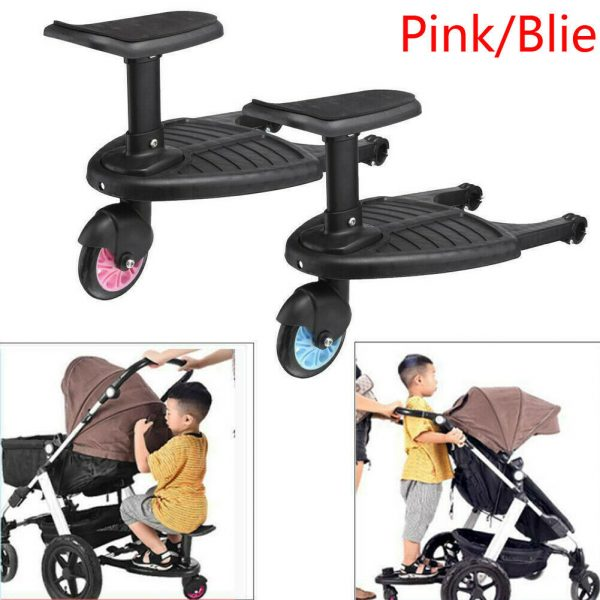 Stroller Board Toddler Seat and Stand Board