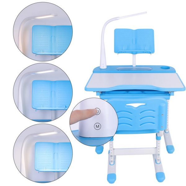 Study Table For Kids Complete Set