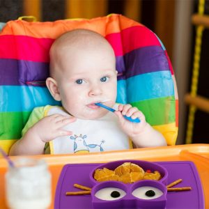 Suction Plate for Toddlers Food Tray