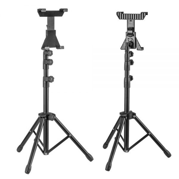 Tablet Tripod Adjustable Height Stand 1
