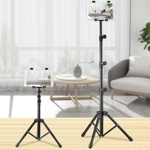 Tablet Tripod Adjustable Height Stand 3