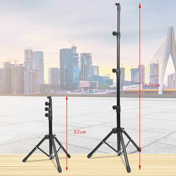 Tablet Tripod Adjustable Height Stand 4