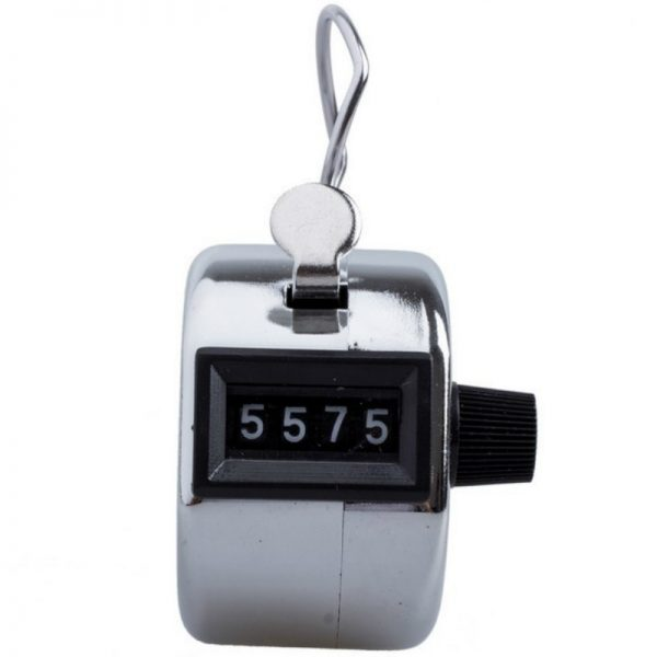 Tally Counter 4-Digit Mini Device
