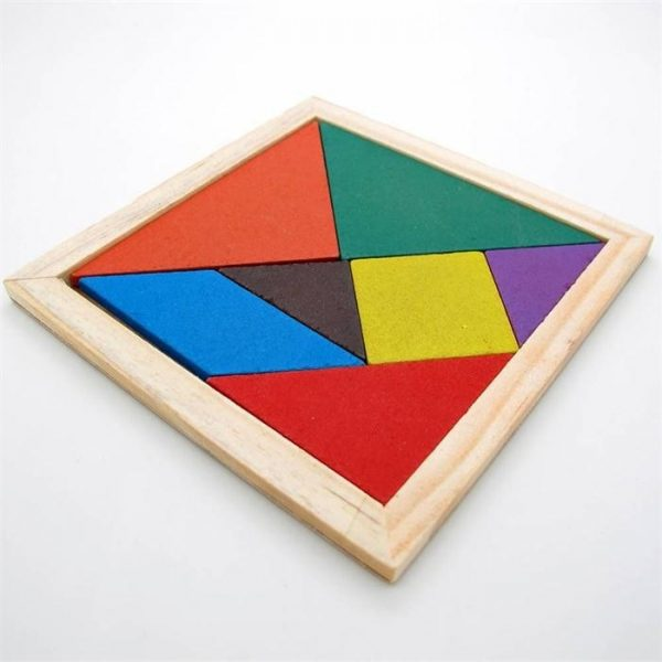Tangrams for Kids Educational Toy 1