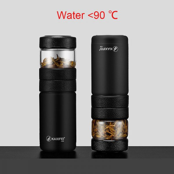 Tea Thermos Stainless Steel Infuser