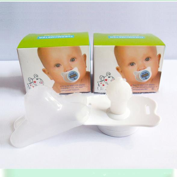 Thermometer for Kids Newborn Pacifier 2