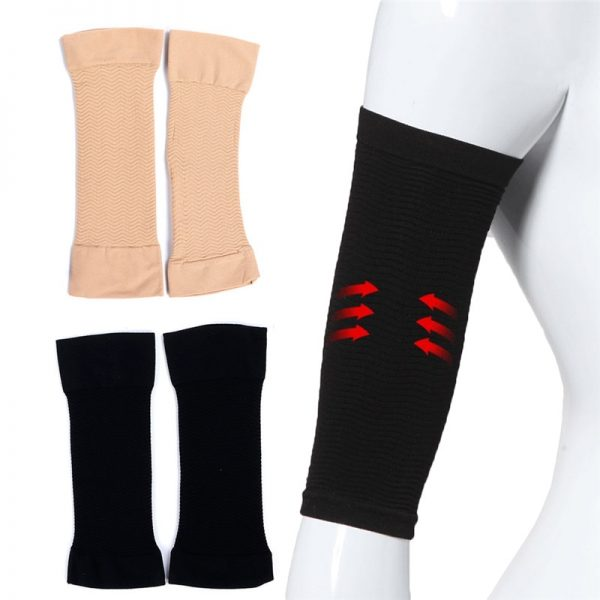 Thigh Compression Sleeve Slimming Wrap 2 pcs 3