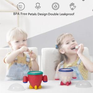 Toddler Snack Cup Storage Cup