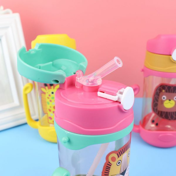 Toddler Water Bottle 400ml Sippy Cup 1