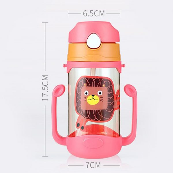 Toddler Water Bottle 400ml Sippy Cup 4