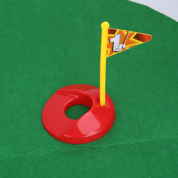 Toilet Golf Potty Putter Funny Toy 3