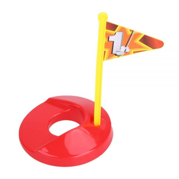 Toilet Golf Potty Putter Funny Toy 4
