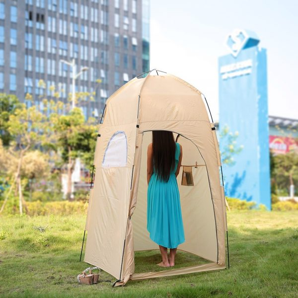 Toilet Tent Portable Privacy Shelter 2