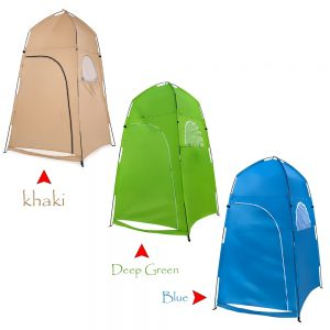 Toilet Tent Portable Privacy Shelter