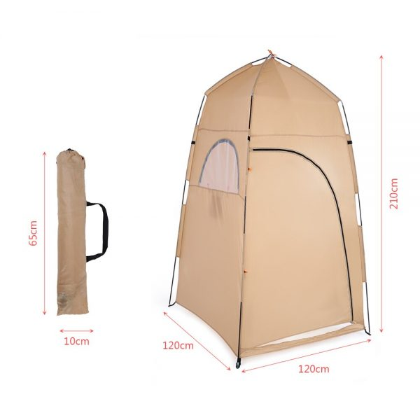 Toilet Tent Portable Privacy Shelter 4