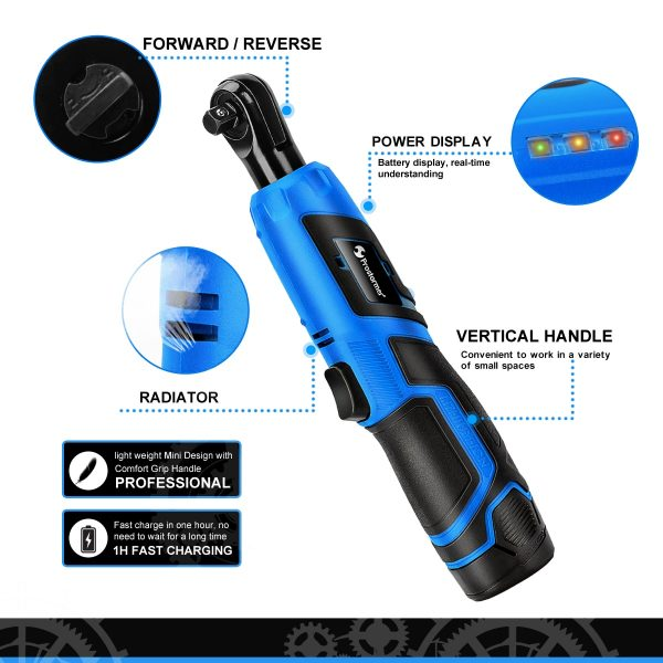 Torque Wrench Power Tools 1