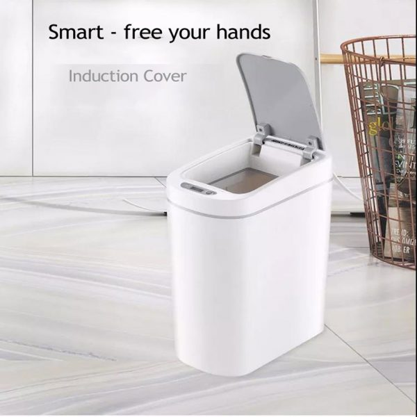 Touchless Trash Can Motion Sensor