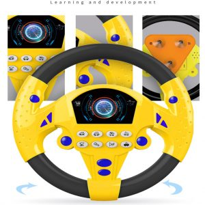 Toy Steering Wheel for Car Kids Toy