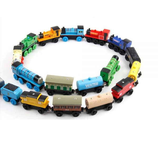 Toy Train Kids Magnetic Toys 1