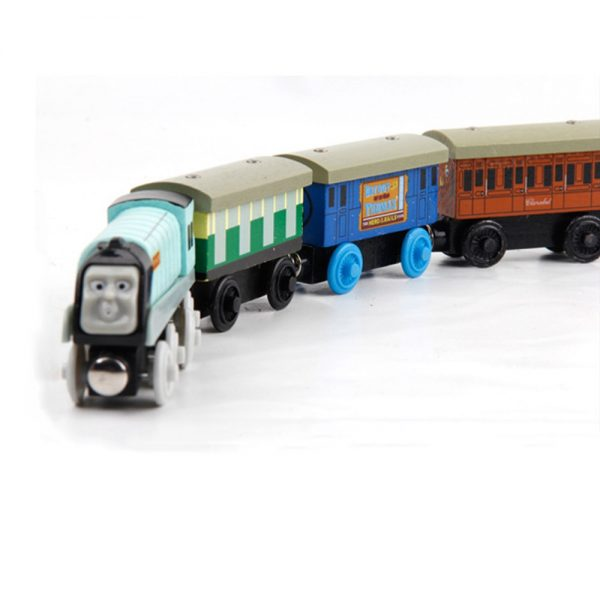 Toy Train Kids Magnetic Toys 3