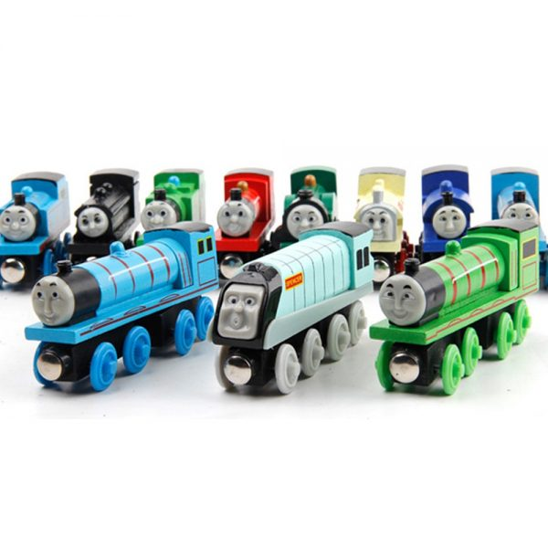 Toy Train Kids Magnetic Toys 4